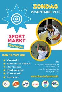 Sportmarkt Mechelen